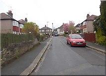 SE1115 : Warneford Rise - Warneford Road by Betty Longbottom