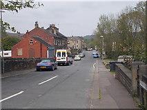 SE1115 : Pickford Street - Manchester Road by Betty Longbottom