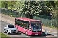 J3775 : Optare Versa, Sydenham bypass, Belfast (May 2016) by Albert Bridge