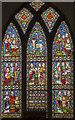 TA1101 : Revelation window, Ss Peter & Paul church, Caistor by Julian P Guffogg