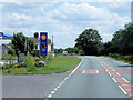 TF2043 : Gulf Service Station on the A17 at East Heckington by David Dixon