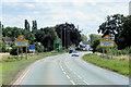 TF2143 : A17 Entering Swineshead Bridge by David Dixon