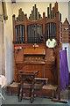 TA0401 : Organ, All Hallows, North Kelsey by Julian P Guffogg