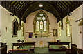 TA0401 : Chancel, All Hallows church, North Kelsey by Julian P Guffogg