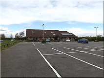 TM1551 : Henley Community Centre, Henley by Geographer