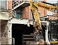 J3374 : Nos 81-107 York Street (demolition), Belfast - May 2016(1) by Albert Bridge