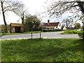 TM1857 : B1077 Helmingham Road. Helmingham by Adrian Cable