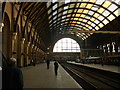 TQ3082 : Interior of St. Pancras Station, London, 2003 by Road Engineer