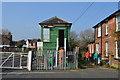 TR1055 : Chartham Signalbox by N Chadwick