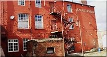 SE3034 : The Eagle Tavern, North Street, Leeds by Mark Stevenson