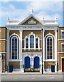 TQ3279 : The Borough Welsh Congregational Chapel by Julian Osley