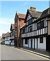 TQ1711 : Steyning Grammar School, Church Street, Steyning by Simon Carey