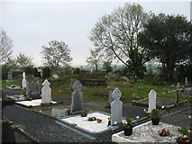 S9431 : Clonmore graveyard by David Purchase