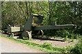 NS3342 : Machine, Eglinton Country Park by Richard Sutcliffe