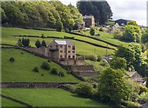 SE0424 : Hollins Hall Farm by Peter McDermott