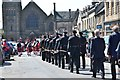 NT2540 : High Street procession, Peebles Silver Arrow (2) by Jim Barton