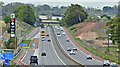 J2966 : New M1 service area, Lisburn/Dunmurry - May 2016(1) by Albert Bridge
