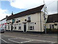 TM1349 : The Crown Public House, Claydon by Adrian Cable