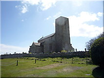 TG1743 : Church of All Saints, Beeston Regis by JThomas