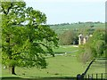 SK7904 : View of Launde Abbey by Alan Murray-Rust