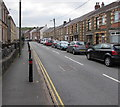 SN7810 : On-street parking, Station Road, Ystradgynlais by Jaggery