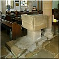 SK8306 : Church of All Saints, Braunston in Rutland by Alan Murray-Rust