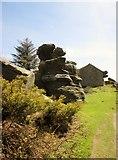SE2065 : Dancing  Bear  Brimham  Rocks by Martin Dawes
