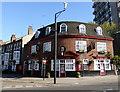 TQ3178 : The King's Arms Public House, Kennington by PAUL FARMER