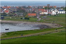 NU1341 : The Holy Island of Lindisfarne by Robin Drayton