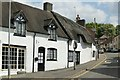 SK4719 : Cottages at the bottom of Church Street, Shepshed by Alan Murray-Rust