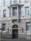 NZ2464 : Cross House, Westgate Road / Finkle Street, NE1 - entrance by Mike Quinn