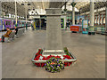 SJ8497 : Manchester Piccadilly Station War Memorial by David Dixon