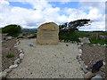 G7574 : Memorial stone, Castlemurray by Kenneth  Allen