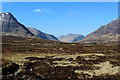 NN2554 : A View Down Glen Etive by Chris Heaton