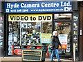 SJ9494 : Hyde Camera Centre by Gerald England