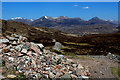 NN2157 : The Summit of the West Highland Way by Chris Heaton