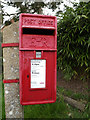 TM0758 : The Lane Postbox by Adrian Cable