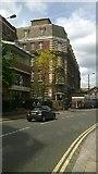 TQ2478 : Blythe House, south-east corner by Christopher Hilton