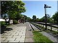 SJ3377 : Hadlow Road Station by Eirian Evans