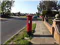 TM1646 : 114 Westerfield Road Postbox by Adrian Cable