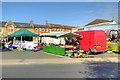TF8108 : The Market, Swaffham by David Dixon