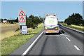 TF5719 : Westbound A17 near to Tilney All Saints by David Dixon