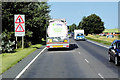 TF5519 : Westbound A17 near to Terrington St Clement by David Dixon