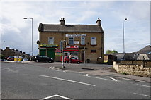 SE1734 : Peel Park Post Office, Undercliffe by Ian S