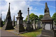 SE1734 : Undercliffe Cemetery, Bradford by Ian S