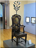NS5666 : The Blackstone chair, University of Glasgow museum by David Hawgood