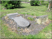 NZ2364 : Clennell Family tomb in Westgate Hill Cemetery by Mike Quinn