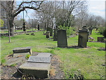 NZ2364 : Westgate Hill Cemetery (2) by Mike Quinn