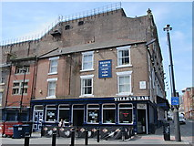 NZ2464 : Tilley's Bar, Westgate Road / Thornton Street, NE1 by Mike Quinn