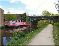 SJ9398 : Peak Forest Canal Bridge A by Gerald England